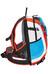 Cube Freeride 20 Plecak czerwony/niebieski